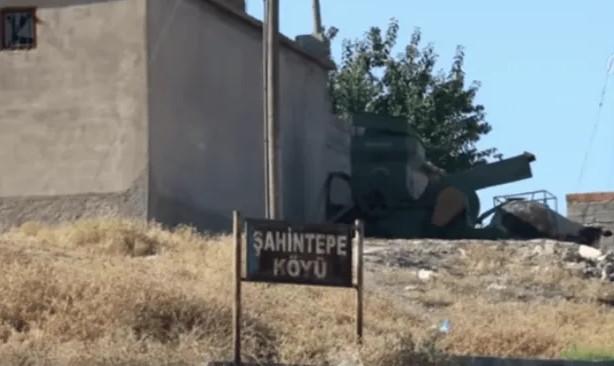 Köyde karantina iddialarının aslı ortaya çıktı