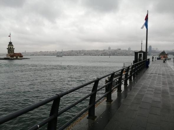 İstanbul'da korona virüs sessizliği