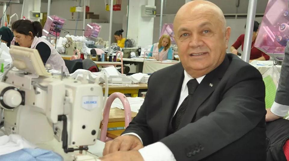 Tekstil devi üretime ara verdi