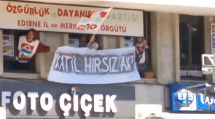 AYM'den ''Katil, hırsız AKP'' kararı: Eleştiriye katlanmak zorunda!