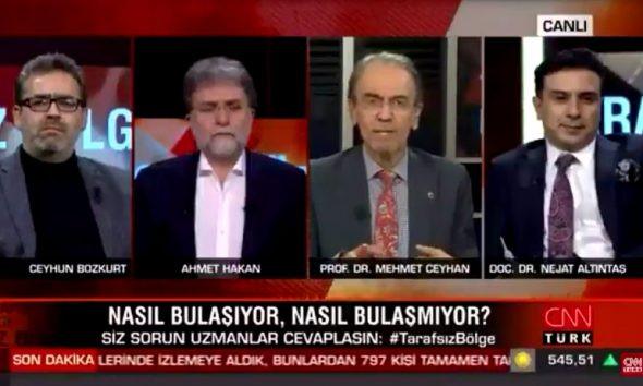 Prof. Dr. Mehmet Ceyhan: Allah virüsü insan nüfusunu azaltmak için yarattı