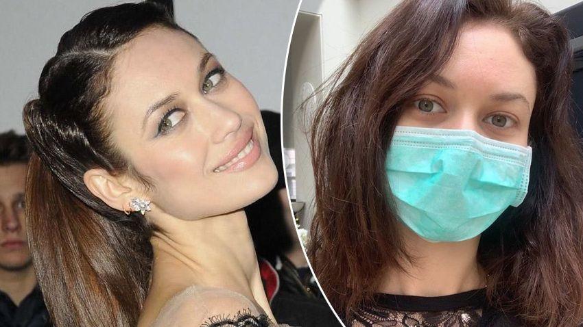 James Bond yıldızı Olga Kurylenko koronavirüsü böyle yendi
