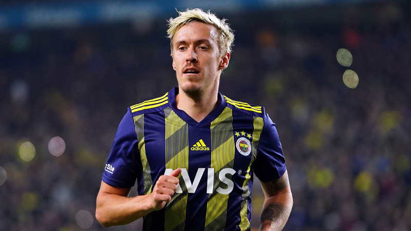 Fenerbahçeli futbolcu Max Krsue karantinadan paylaşım yaptı