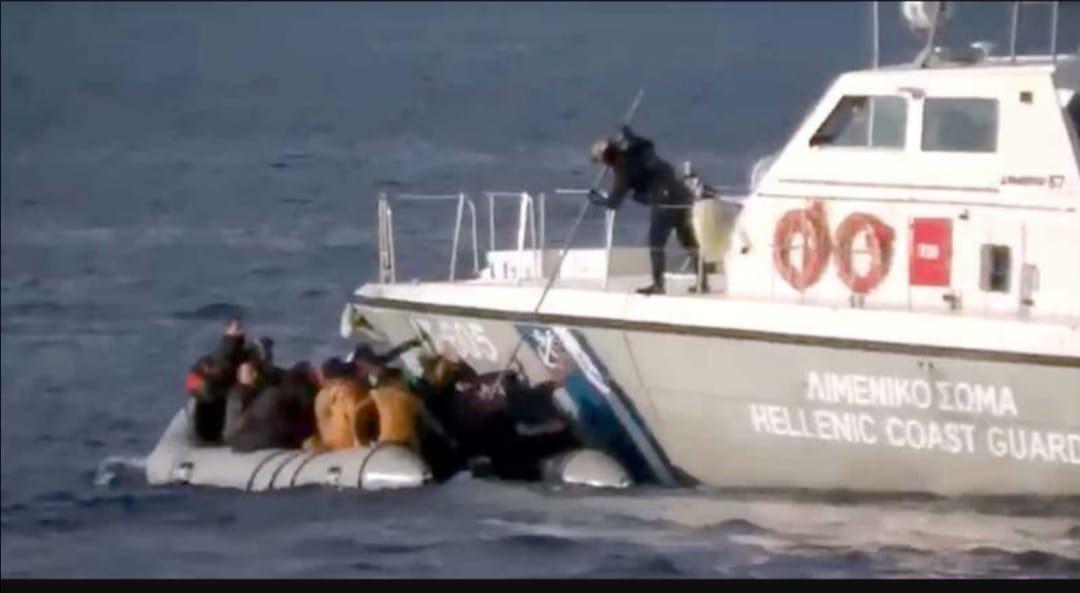 Yunan askeri tehdit etti: Ya dönersiniz ya öldürürüz