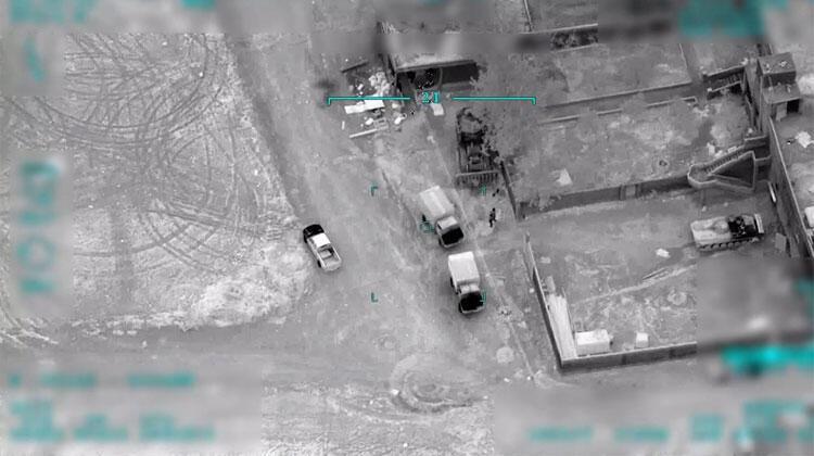 Suriye'de rejimin savaş uçağı düşürüldü
