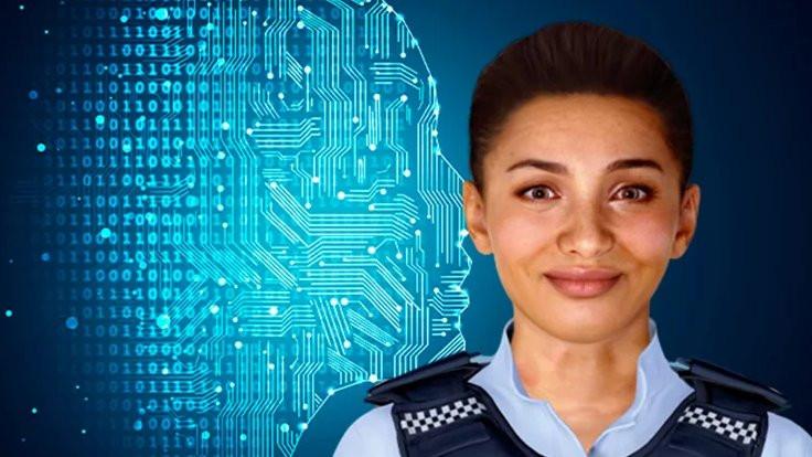 İlk yapay zeka polis 'görevde'