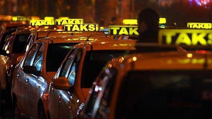 Taksilerde tek - çift plaka kısıtlaması başladı! Polis ilk cezayı kesti