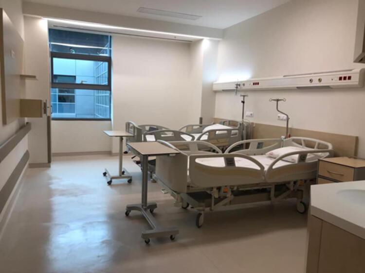 Okmeydanı Eğitim ve Araştırma Hastanesi yeni binasına kavuşuyor