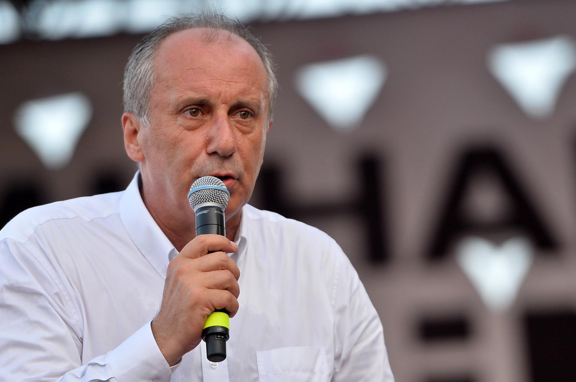 Muharrem İnce'den Erdoğan'a çok sert bağış tepkisi
