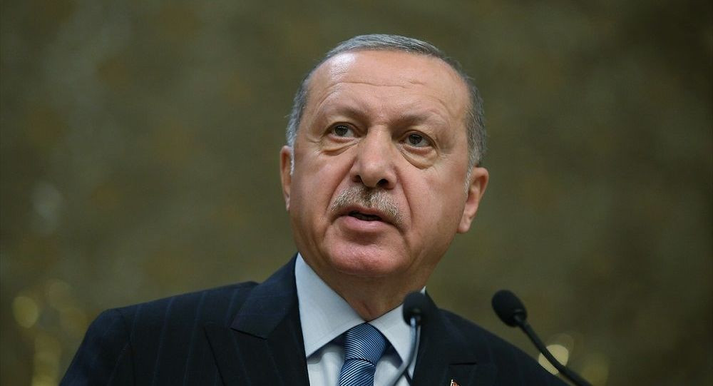 Erdoğan: ''Hiçbir şehidimizin tek damla kanı boşa gitmiyor''