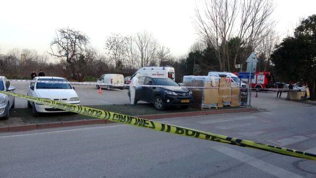 Hollanda plakalı bir araç içinde ceset bulundu
