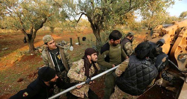 Esad'a büyük darbe ! Stratejik bölge el değiştirdi