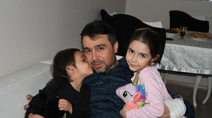İdlib gazisi evine döndü !