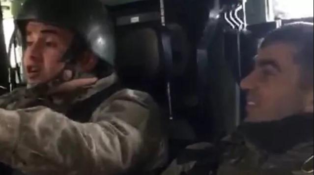 İdlib şehidi Tüzel'in son görüntüleri ortaya çıktı !