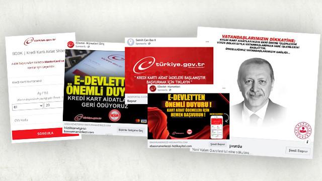 Cumhurbaşkanı Erdoğan'ın ''imzasıyla'' dolandırıyorlar!