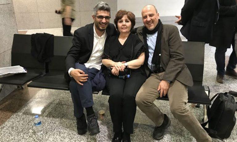 Ayşenur Arslan, HABERNedim Şener'i adliyeye çağırdı!