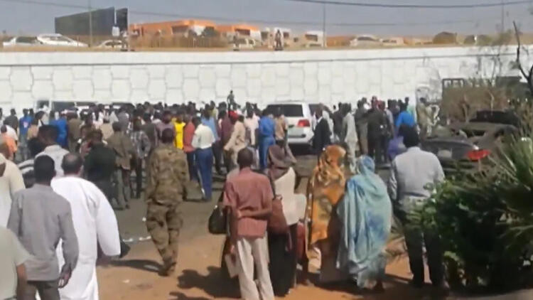 Sudan Başbakanı'na bombalı saldırı