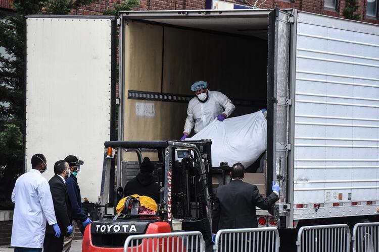 ''ABD 100 bin ceset torbası sipariş etti''