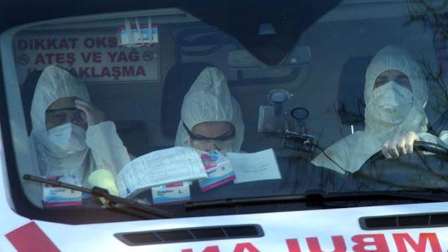 Türkiye'de 601 sağlık çalışanı koronavirüse yakalandı !