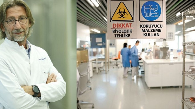 Koronavirüs aşısı çalışmalarını yürüten Prof. Dr. Ovalı'dan yeni açıklama