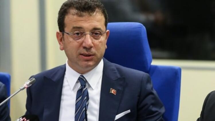 İBB Başkanı İmamoğlu'ndan sokağa çıkma yasağı açıklaması !
