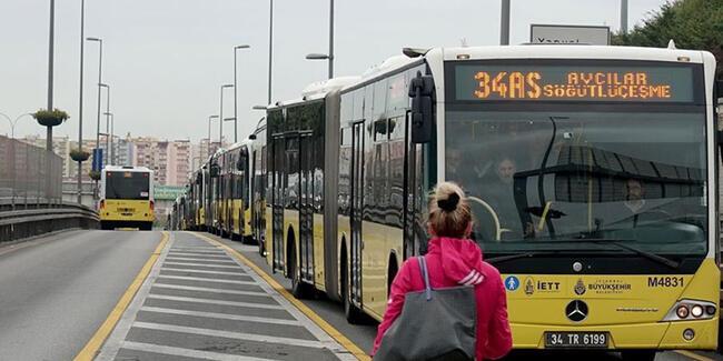 Toplu taşıma araçları çalışacak mı ?