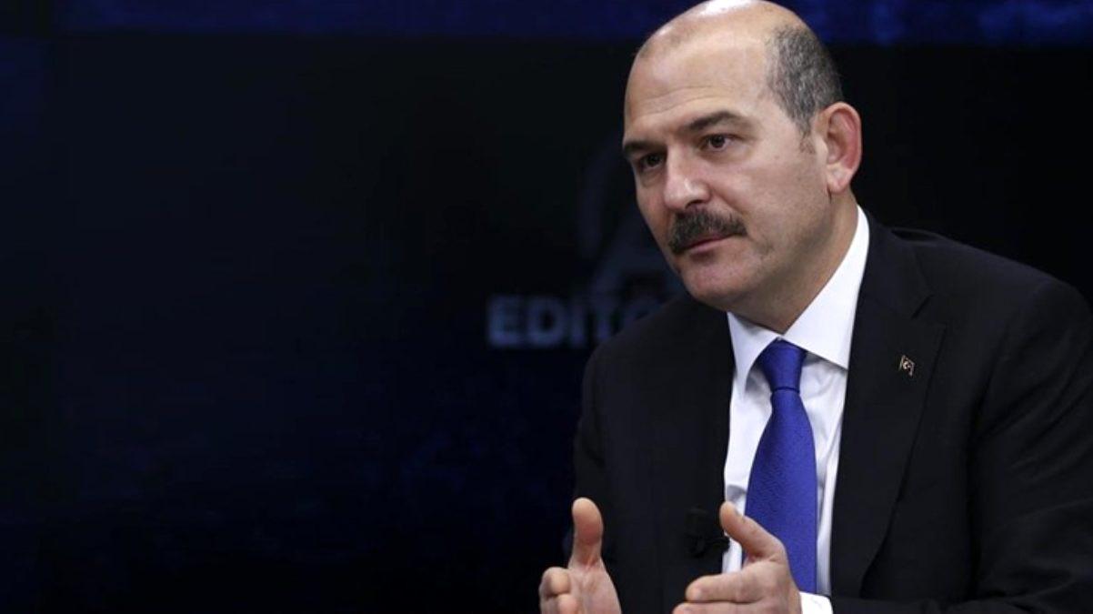 Bakan Soylu açıkladı: ''Karar Erdoğan'ın talimatıyla alındı''