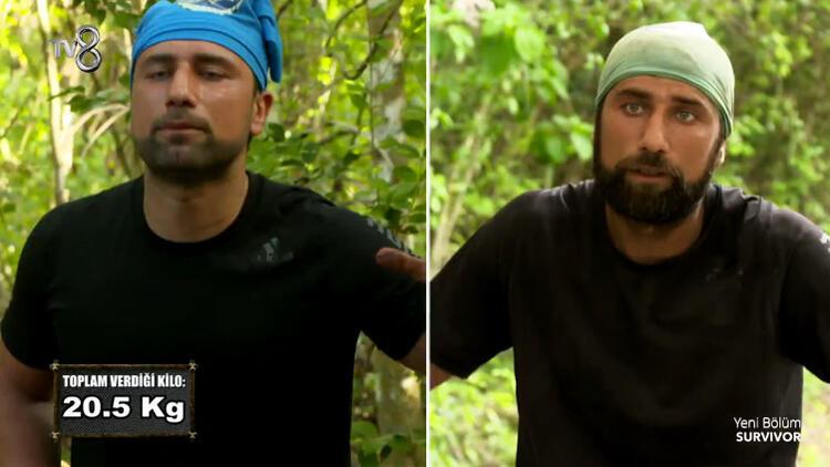 Survivor yarışmacıları kaç kilo verdi ? İşte eski ve yeni halleri - Resim: 1