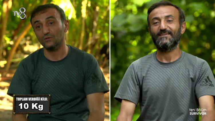 Survivor yarışmacıları kaç kilo verdi ? İşte eski ve yeni halleri - Resim: 3