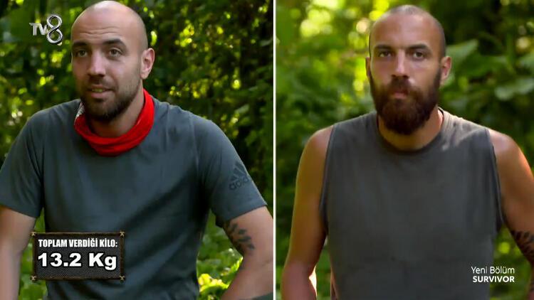 Survivor yarışmacıları kaç kilo verdi ? İşte eski ve yeni halleri - Resim: 4