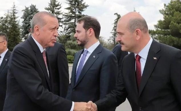 Erdoğan ile Soylu arasındaki diyalog ortaya çıktı