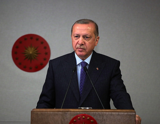 Erdoğan açıkladı: Hafta sonu sokağa çıkmak yasak!