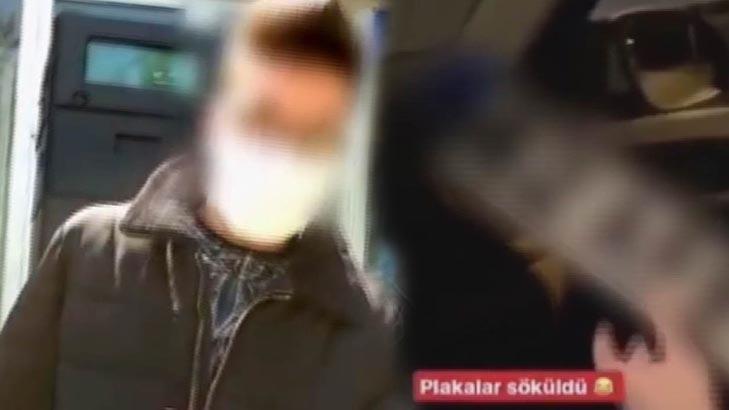 ''Konya Emniyeti düşünsün'' dedi yakalanınca özür diledi !