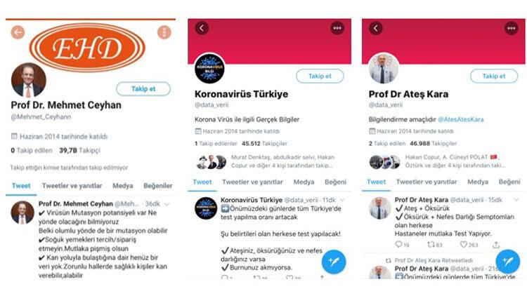 Bilim Kurulu üyelerinden sosyal medya isyanı
