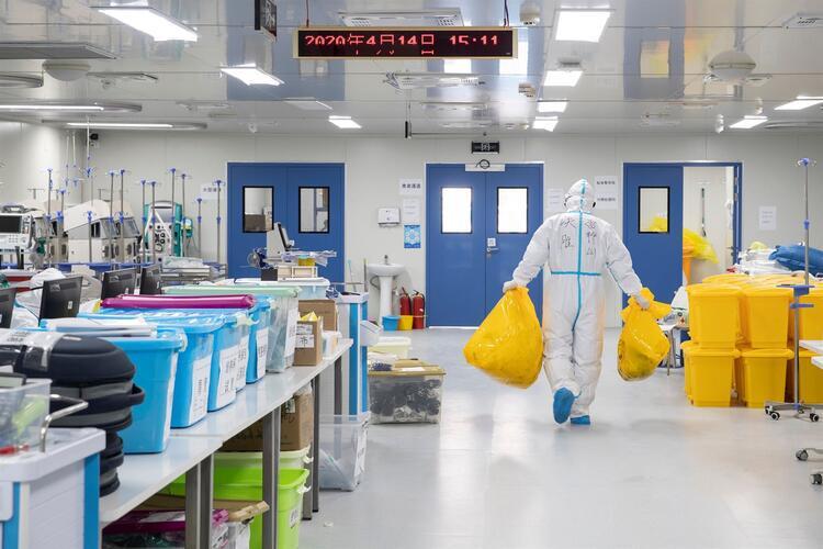 ABD basınından koronavirüs iddiası: ABD'li heyet iki yıl önce Çin'i uyardı