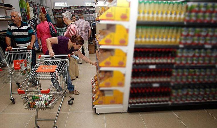 ''Gıda ve içecekte en az 6 aylık stok var''