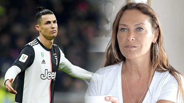 Hülya Avşar, Cristiano Ronaldo'ya meydan okudu