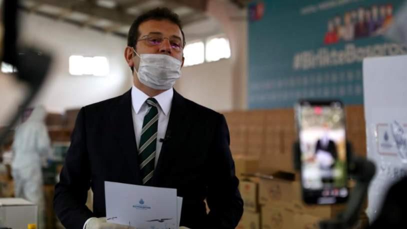 İçişleri Bakanlığı Ekrem İmamoğlu'na soruşturma başlattı
