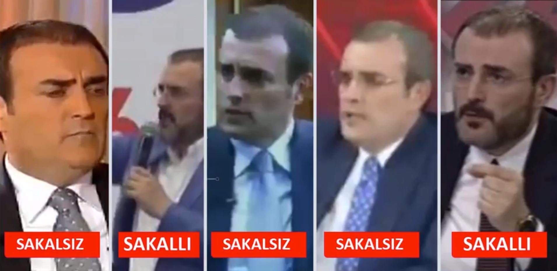 CHP'den AK Parti'ye videolu yanıt: ''Sakal değiştirir gibi...''