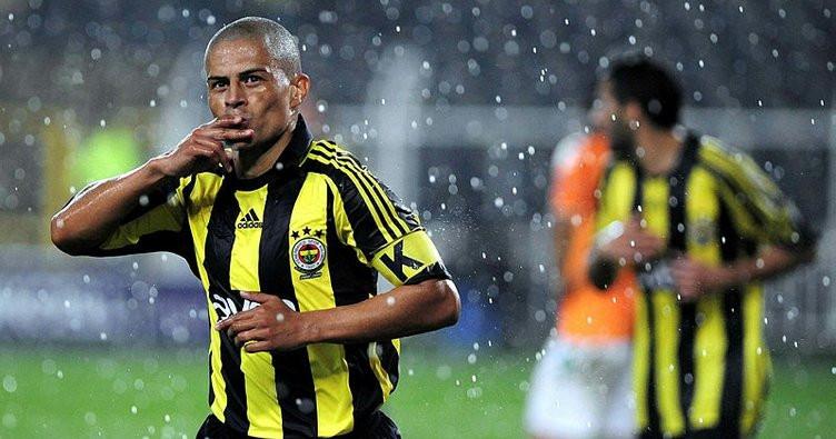 Alex de Souza'dan Fenerbahçe'ye genç yetenek!