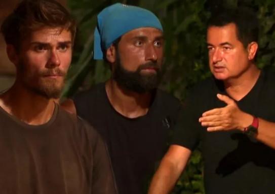 Survivor'da kavga eden Yasin ve Barış için karar verildi