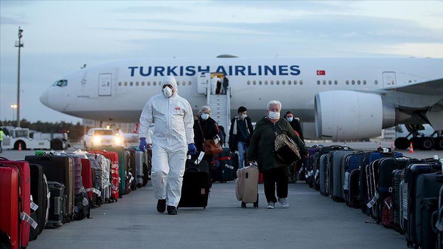 76 ülkeden 32 bin Türk ülkeye getirildi