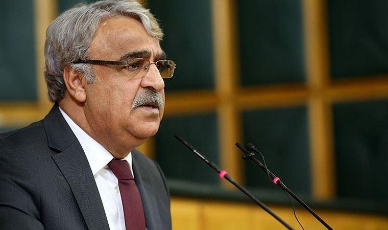 HDP Eş Genel Başkanı Mithat Sancar özür diledi