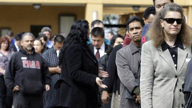 ABD'de 4 milyon 427 b in kişi daha işsizlik maaşı başvurusu yaptı