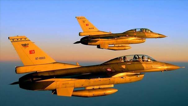 Irak'ın kuzeyine operasyon: 8 PKK'lı terörist öldürüldü