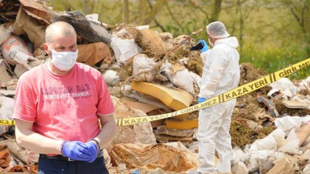 Apartmandaki koronavirüs temizliği 18 yıllık cinayeti ortaya çıkardı
