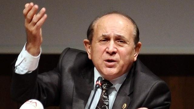 AK Partili Burhan Kuzu'dan ''Ensar Vakfı yöneticisine'' tebrik