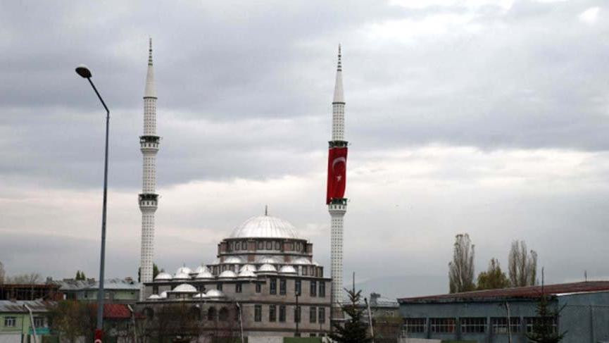 23 Nisan'da İstiklâl Marşı okunan tek cami