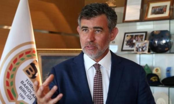 Feyzioğlu da Ankara Barosu'na tepki gösterdi