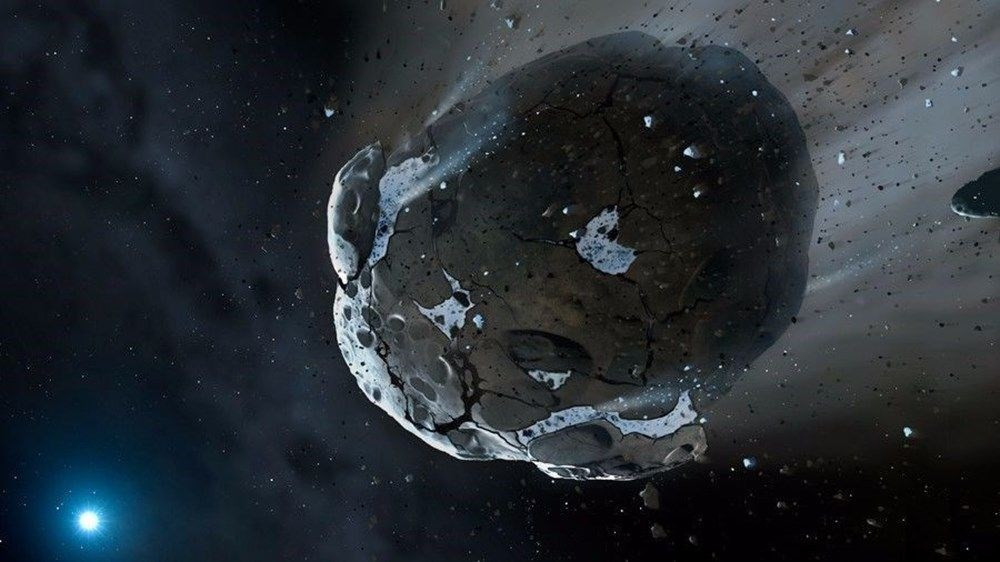 Hazır mısınız ? NASA açıkladı, bugün ''teğet'' geçecek!